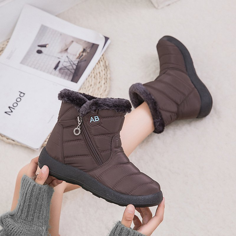 Waterproof Cloth Boots