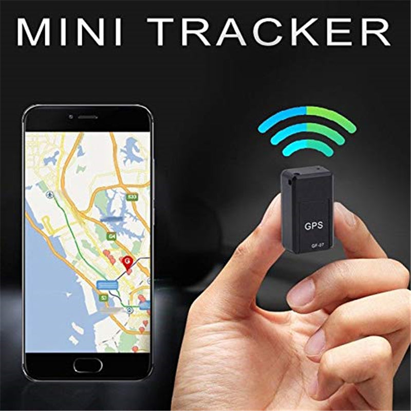 Portable Real-Time GPS Tracker