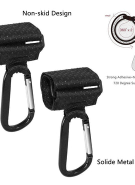 Stroller Hooks, Multi Purpose Hook x 2 Pack