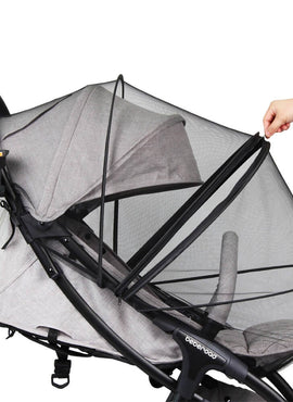 Universal Mosquito Net for Strollers Crib and Bassinet