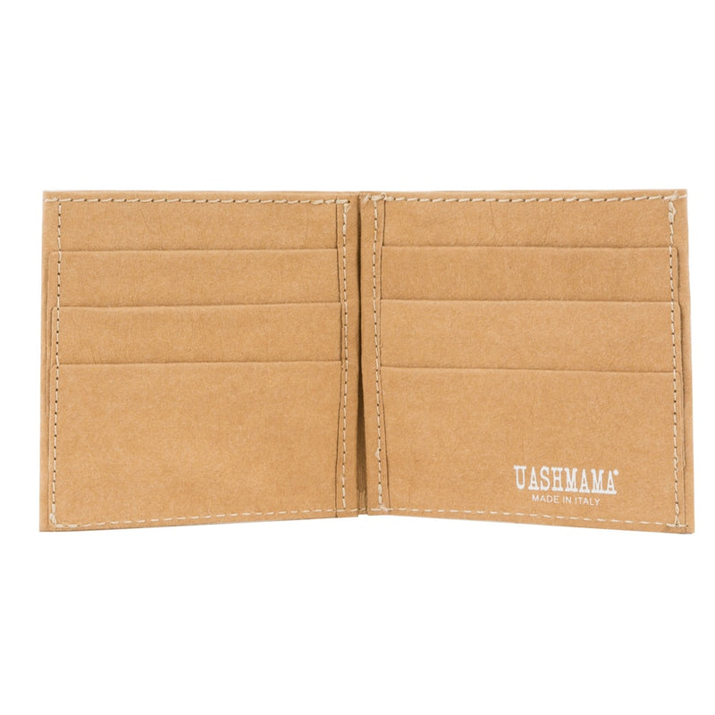 Paper Small Wallet ~ vegan
