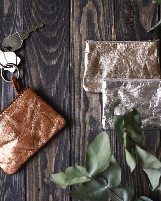 Coin Purse Metallic