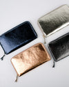 Key Purse Metallic