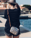 Shoulder Pochette Metallic Colours