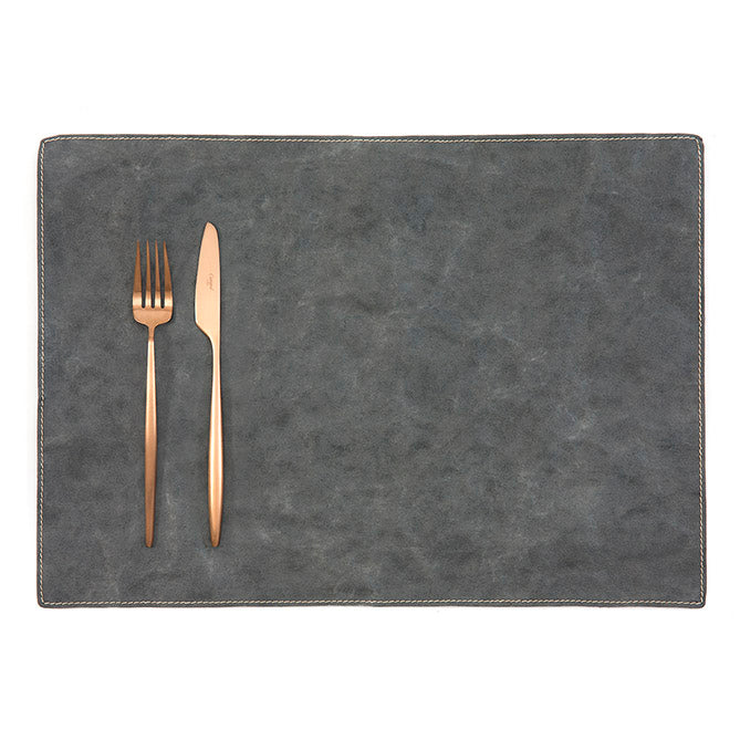 Placemat Dark Grey