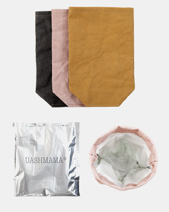 Paper Wine Bag with cooler