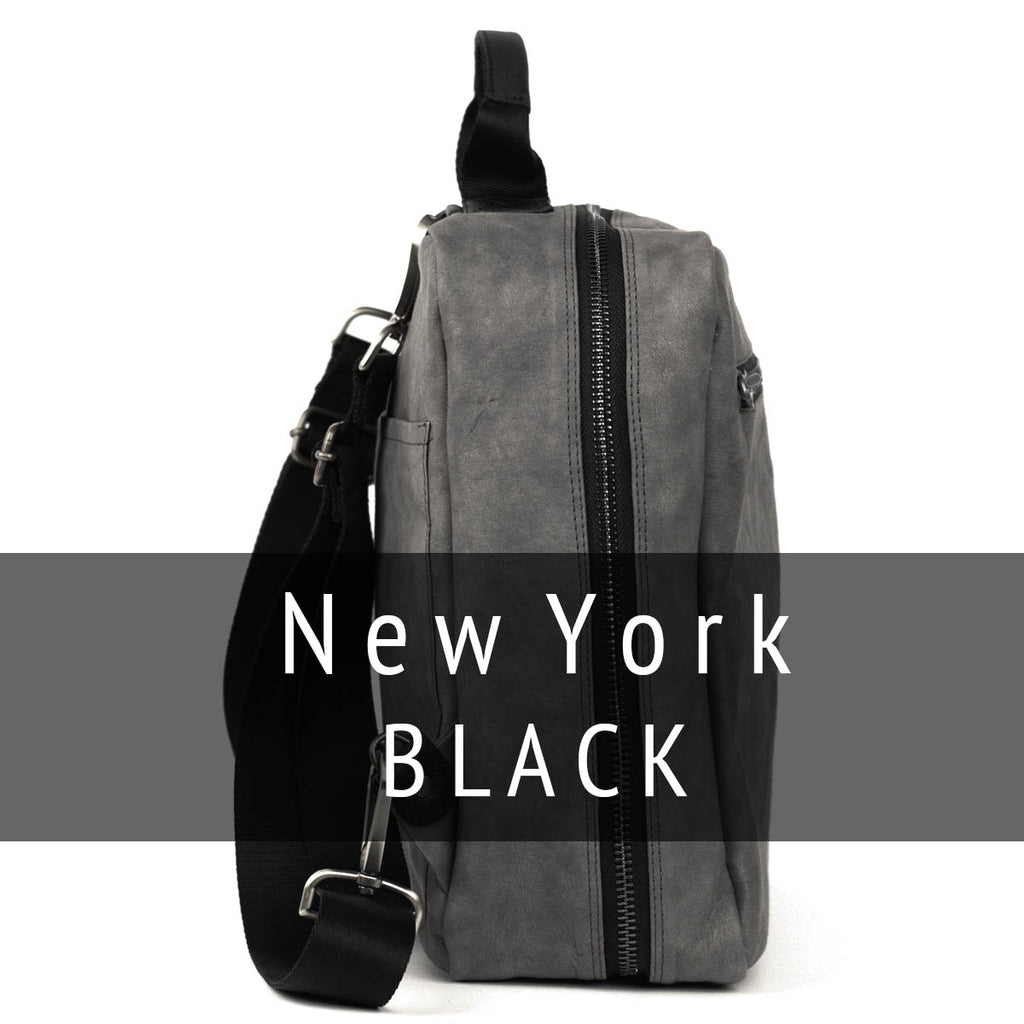 New York Pack Black