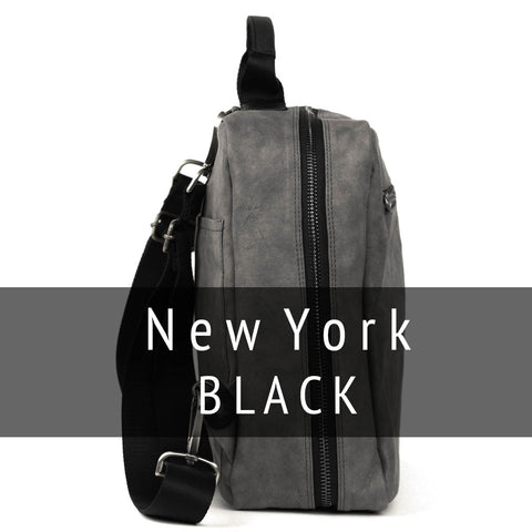 New York Pack Dark Grey