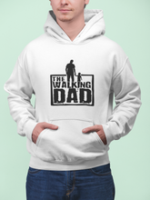 Laden Sie das Bild in den Galerie-Viewer, Walking Dad Witziger Papa Hoodie