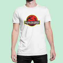 Laden Sie das Bild in den Galerie-Viewer, Papasaurus Shirt