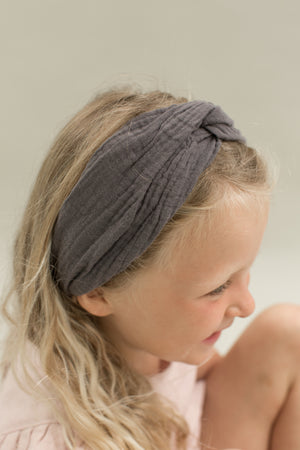 Twist hairband for children