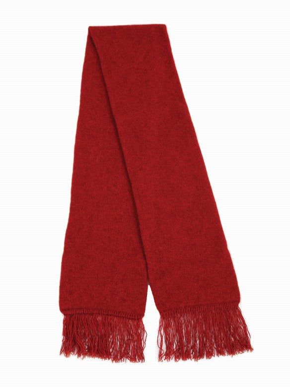 Possum Tubular Scarf Red
