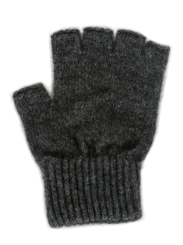 Openfinger Glove Charcoal