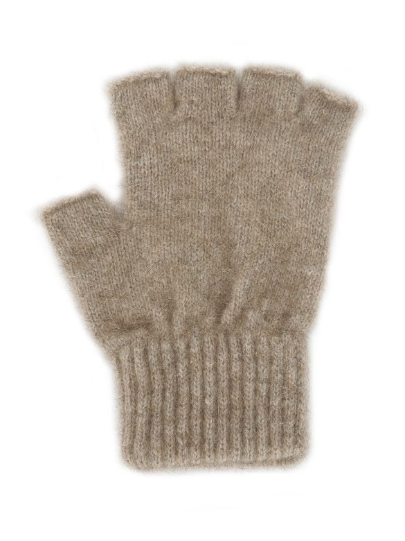Openfinger Glove Natural