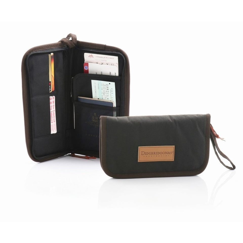 Aus Travellers Pouch