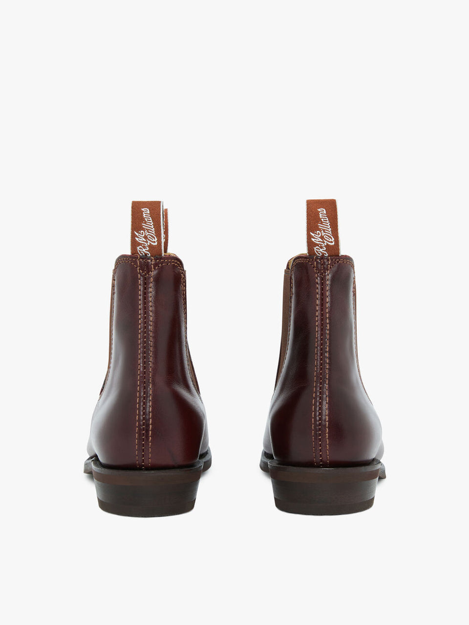Adelaide Boots Oxblood D Fit