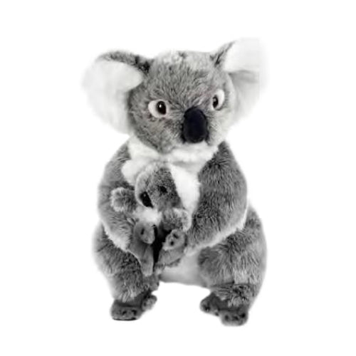 Koala w/baby in arms 38cm - Willow