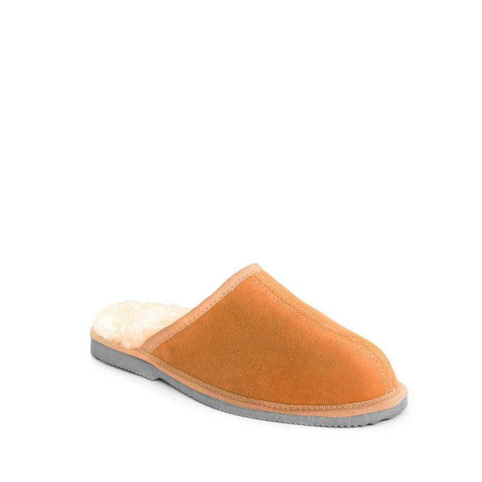 Made By Ugg Australia Scuff Ian Chestnut