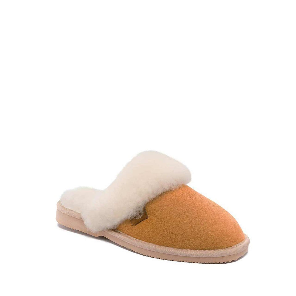 Scuff Ladies Chestnut