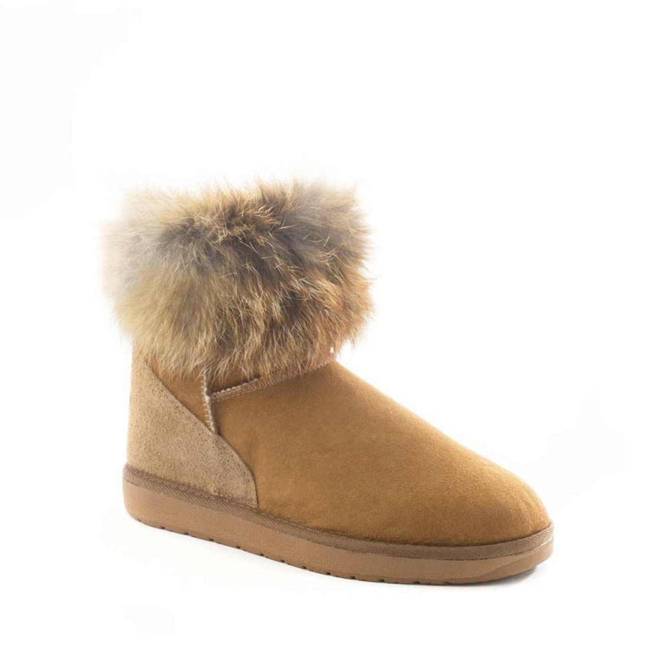 Mini Fox Boot Chestnut