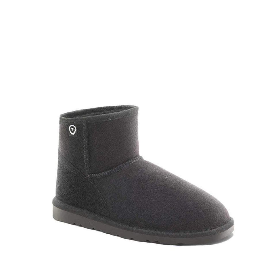 Mini Boot Black