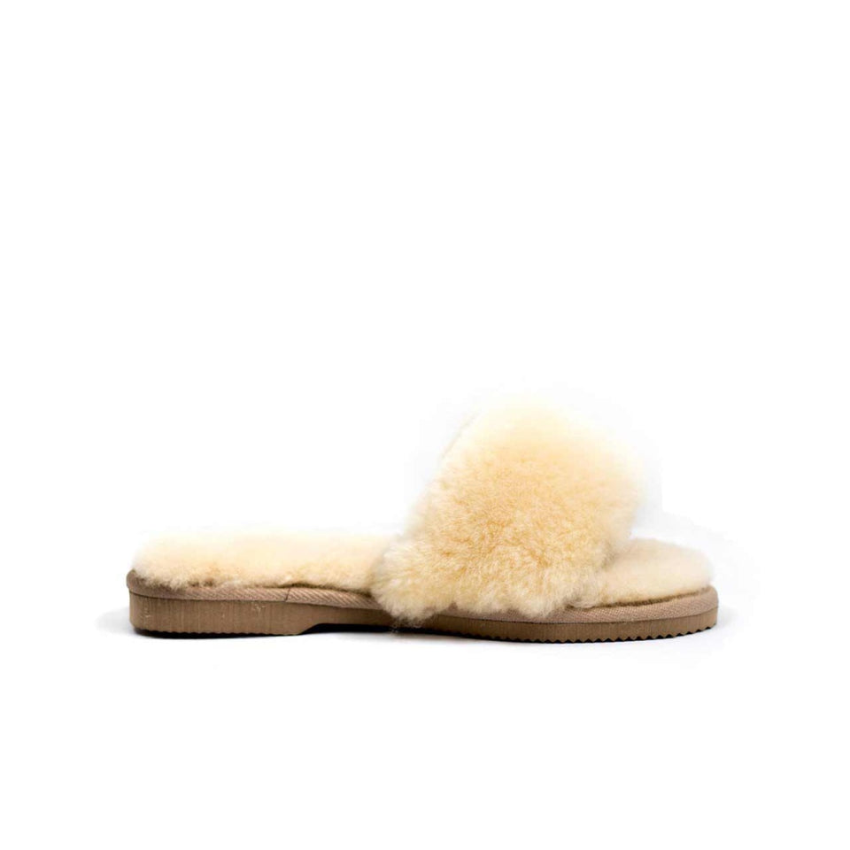 Slide Wool Natural
