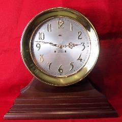 Chelsea 10 Inch Dial  Ships Bell Clock