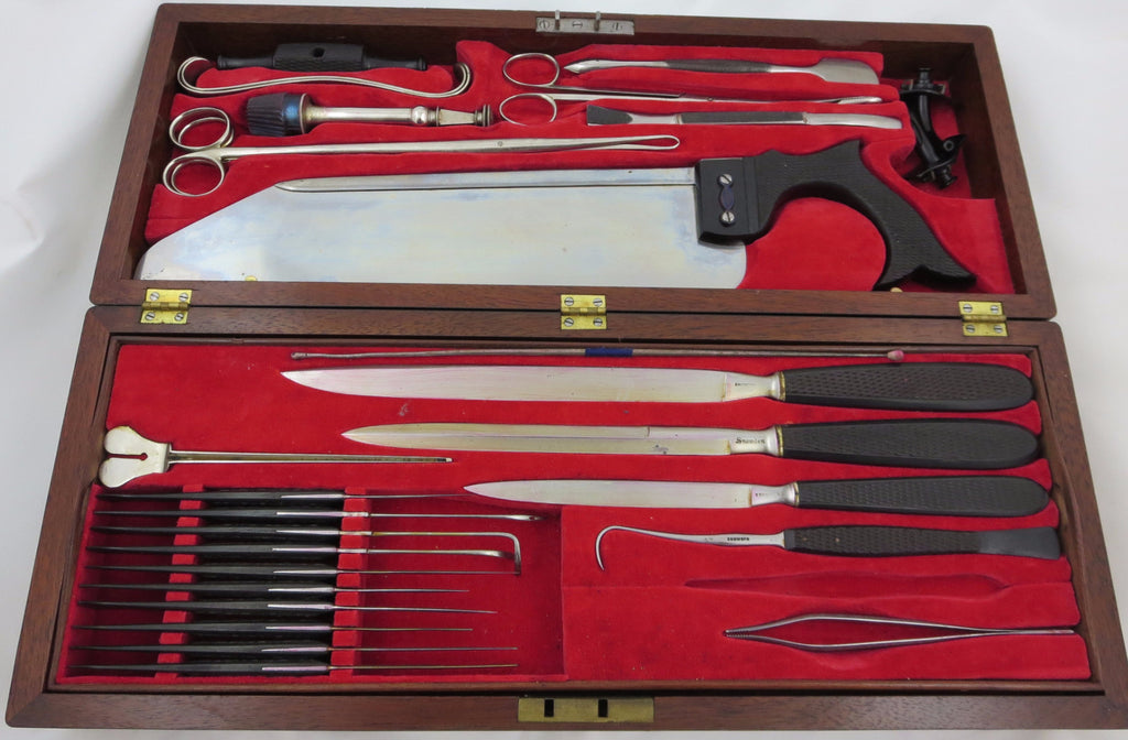 Surgical Set by William Snowden