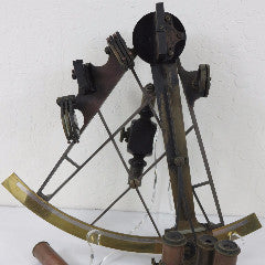 Large Lattice Framed Sextant