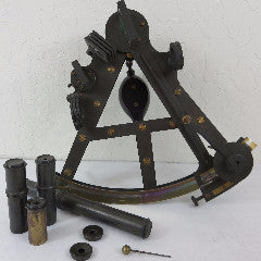 W.C. Cox Double Frame Sextant