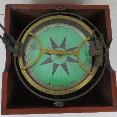 E.& G.W. Blunt Azimuth Drycard Compass--SOLD