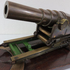 Armstrong Siege Cannon Mechanical Model--SOLD