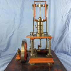Vertical Steam Engine Model