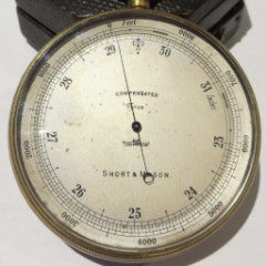 Short & Mason Compensated Barometer--SOLD
