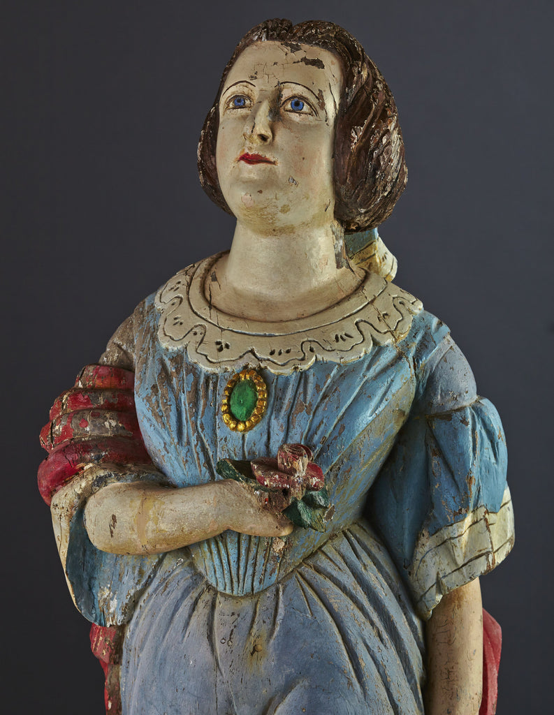 A Mid 19th Century Ship's FigureHead