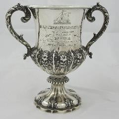 Silver Yachting Trophy Cup 1834--SOLD