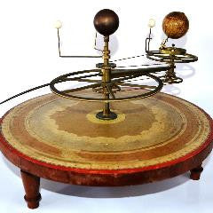 Orrery by Newton--SOLD