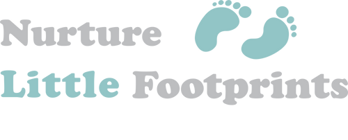 Nurture Little Footprints Logo