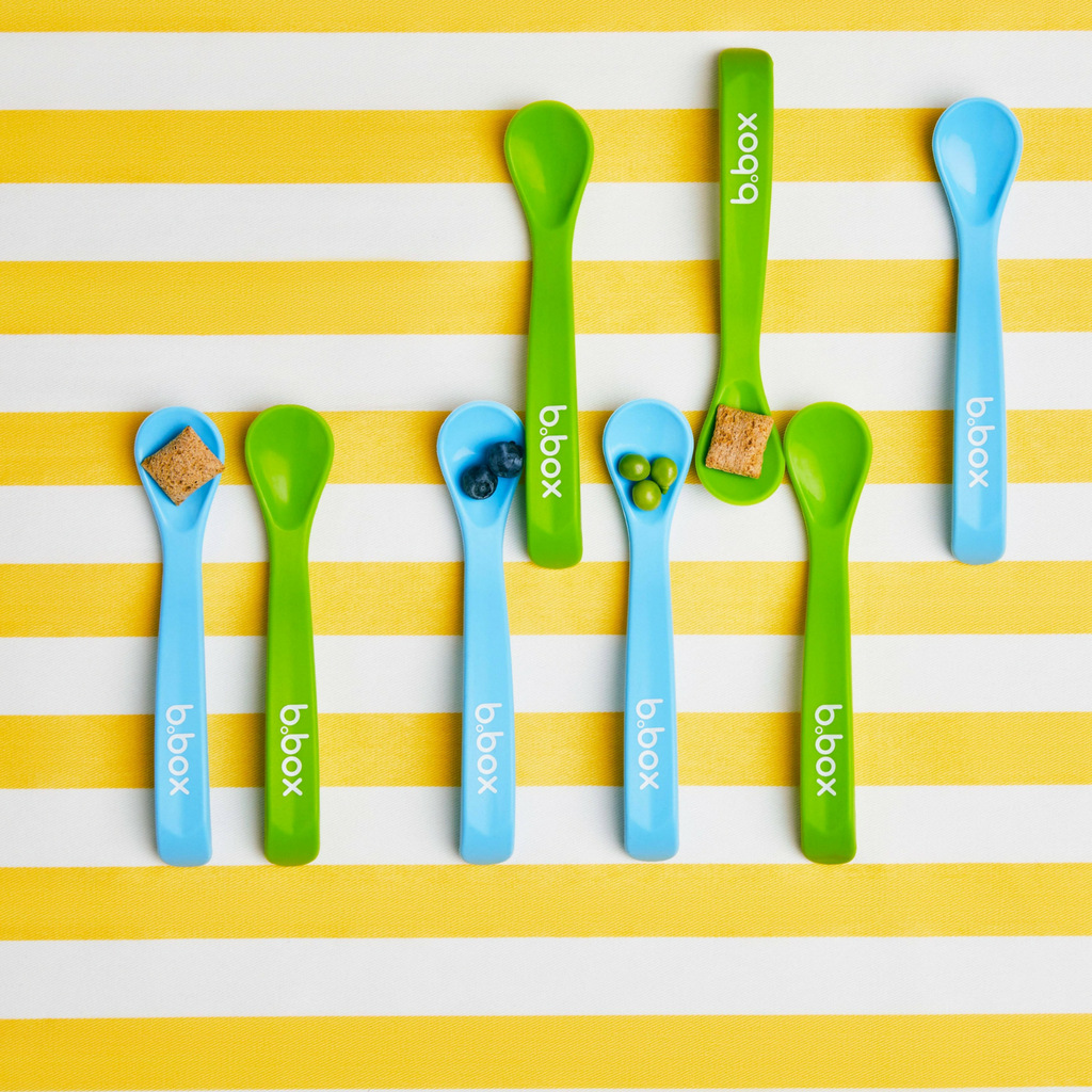 B.Box | Flexible Silicone Baby Spoons