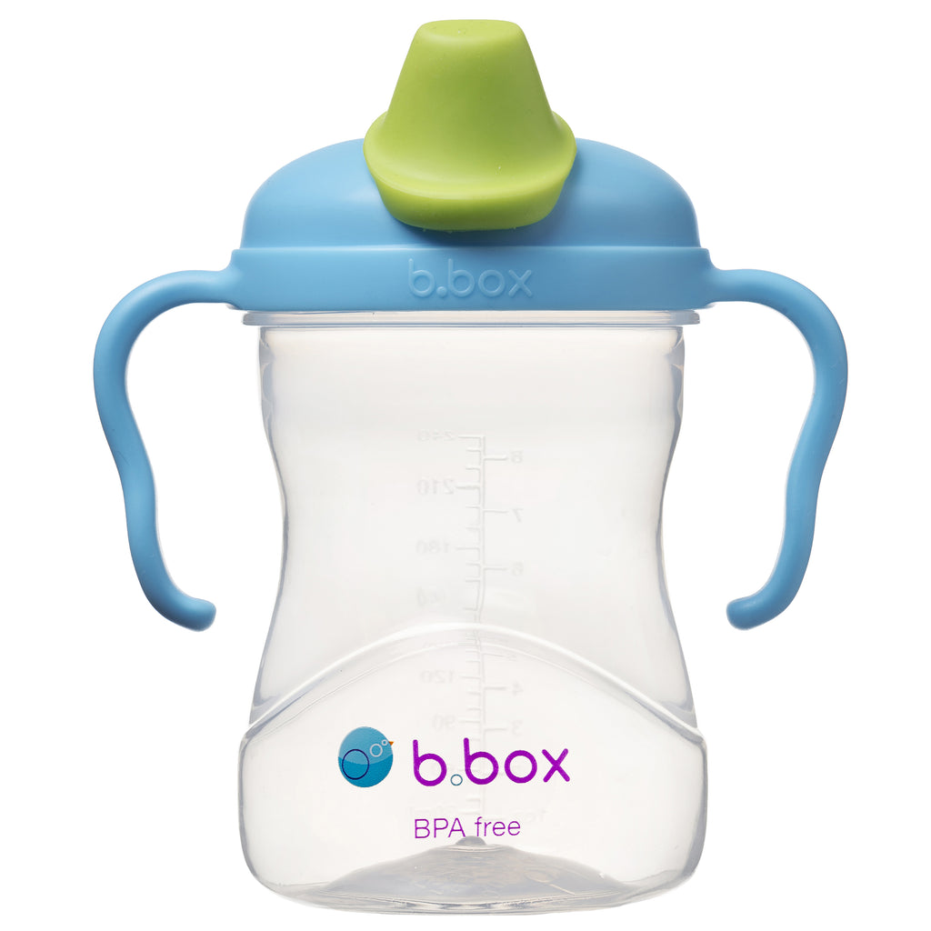 B.Box | TRANSITION VALUE PACK - BLUEBERRY | SIPPY CUP - Little Bamboos