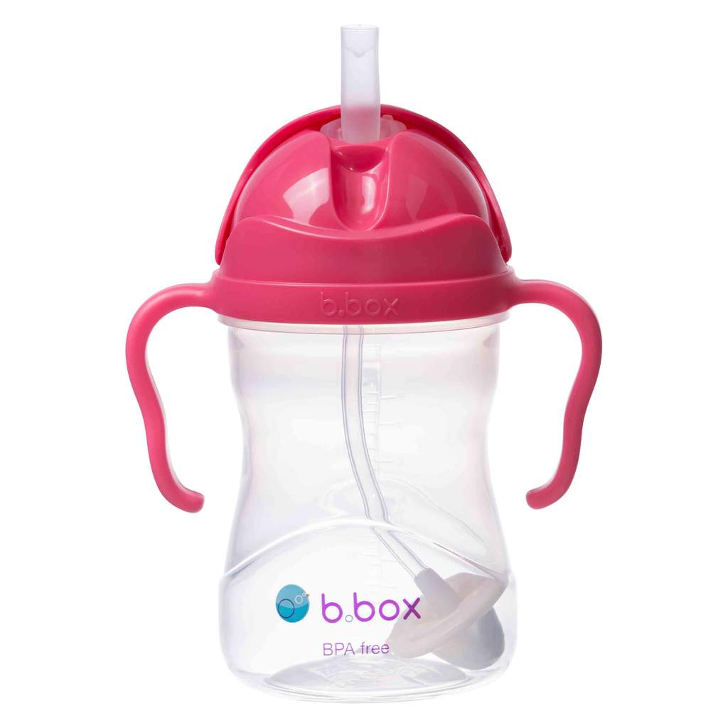 SIPPY CUP - RASPBERRY | B.Box - Nurture Little Footprints