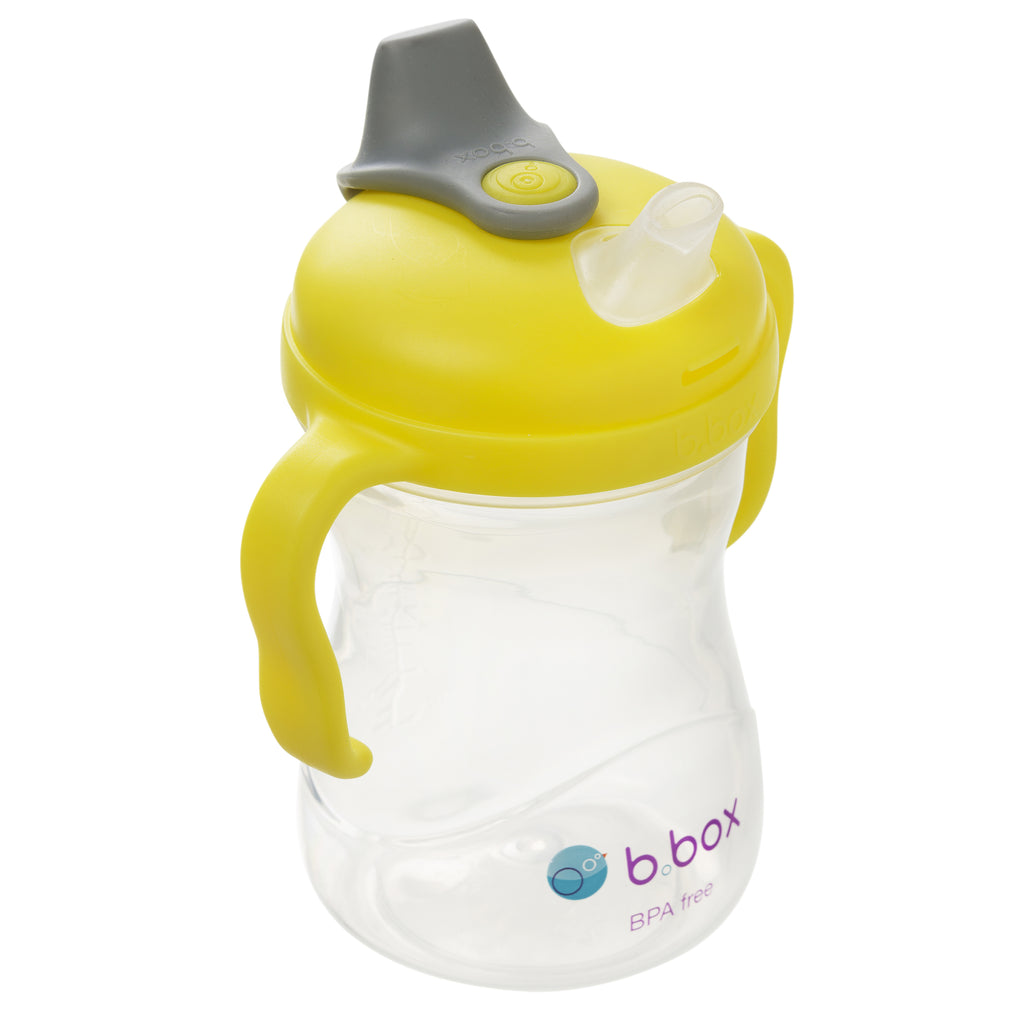 SPOUT CUP - LEMON | B.Box - Nurture Little Footprints