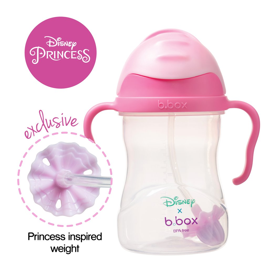 DISNEY - AURORA SIPPY CUP | B.Box - Nurture Little Footprints