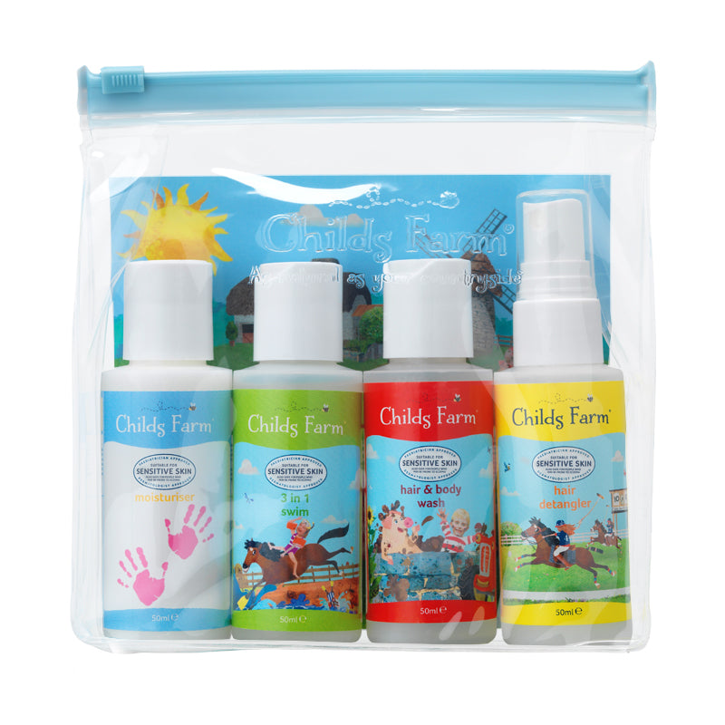 Childs Farm Little Essentials Kit