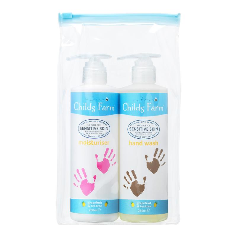 Childs Farm Hand Care Gift Bag 2 x 250ml