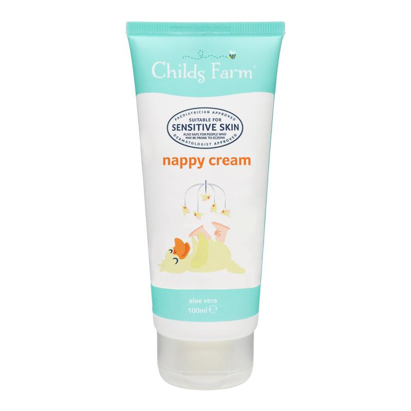 Childs Farm Nappy Cream Unfragranced 100ml