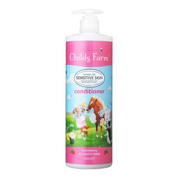 Childs Farm Conditioner Strawberry & Organic Mint 500ml