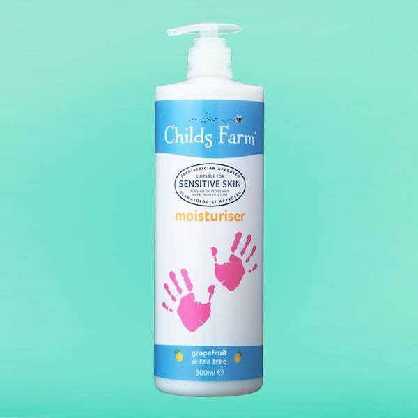 Childs Farm Moisturiser Grapefruit & Tea Tree 500ml