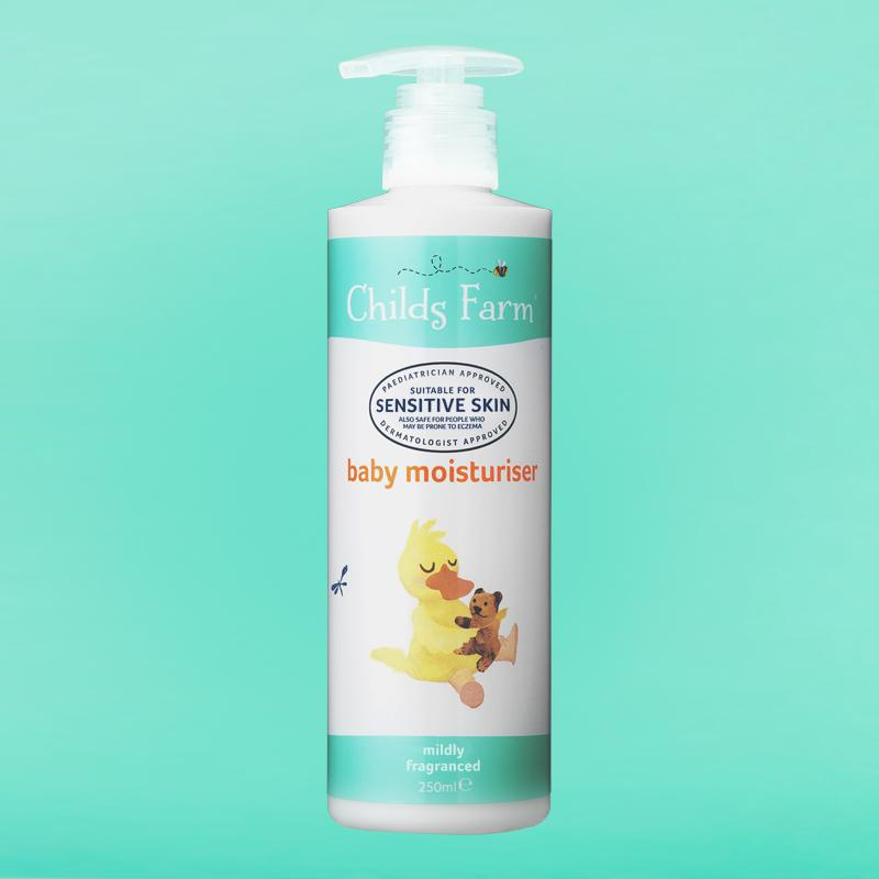 Childs Farm Baby Moisturiser Mildly Fragranced 250ml