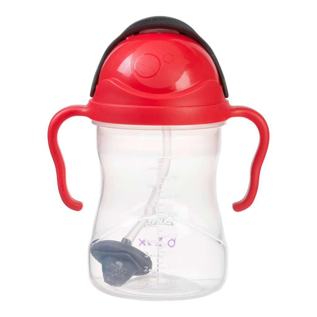 DISNEY - LIGHTNING MCQUEEN SIPPY CUP | B.Box - Nurture Little Footprints
